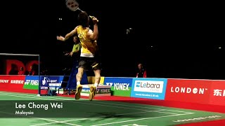 The Memorable Badminton Match by Two Legends, Lin Dan and Lee Chong Wei, at World Championships 2011