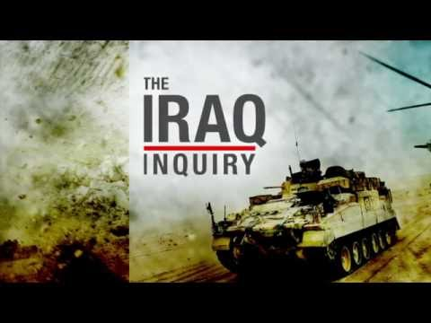Iraq Inquiry publication preview (Daily Politics, July 2016)