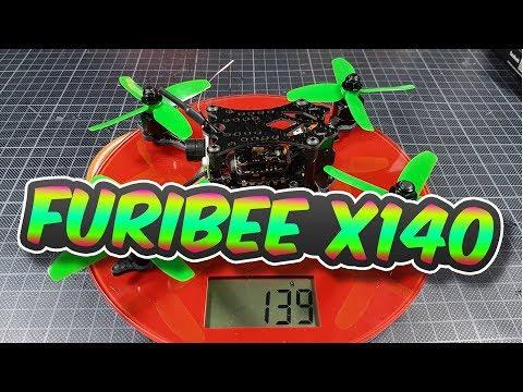 FuriBee X140 - Gut & Günstig! Plaketten Freie Race Drohne!