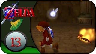 N64   Guía Zelda Ocarina of Time #13   Templo de fuego. ¡Salvando a los gorons!