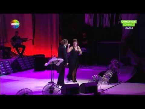 Sibel Can'nın muhteşem konseri