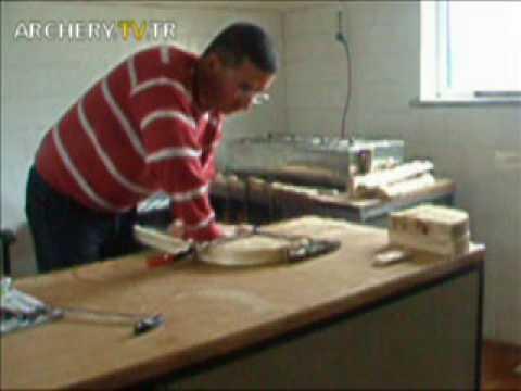 Turkish Archery: Steam Bending Wood