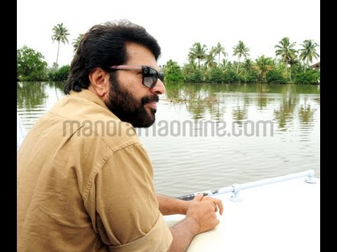 Mammootty Turns Farmer Exclusive