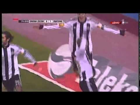Crvena Zvezda-Partizan 0:2 141. Veciti derbi golovi i sanse