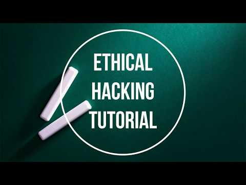 Issue of sharing ethical hacking tutorial