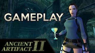 Tomb Raider Ancient Artifact II ( 2015 ) - Gameplay