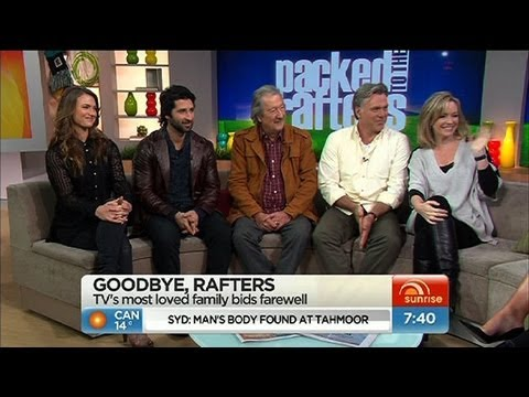 Sunrise - Goodbye Rafters family