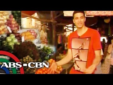 Pingris recalls past life as a market vendor
