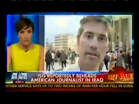 ISIS BEHEADS Kidnapped US Journalist James Foley   Terrorists Behead American Journalist   VIDEO