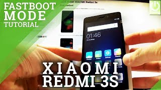 Fastboot Mode in XIAOMI Redmi 3s - Enter / Quit XIAOMI Fastboot