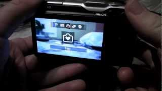 Canon PowerShot SX230 HS Review - Part 2-3 - Features