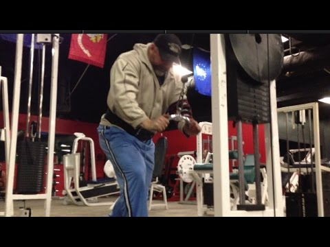 Shoulders and Triceps at Metroflex Gym Tyler