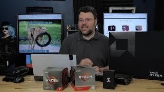 "Ryzen 3000 & Radeon ""Navi"" 5700XT -- Ready for Linux?"