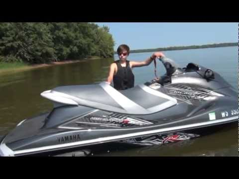 2012 yamaha vxr waverunner review youtube for 2012 yamaha waverunner