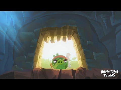 """Angry Birds Toons 2 Ep.1 Sneak Peek - """"Treasure Hunt"""""""