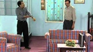 Hasat Khelat - Part 1 - Ashok Saraf & Nivedita Joshi-Saraf - Latest Marathi Stage Play