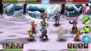 Hero Rush: Mad King - Android/WindowsPhone