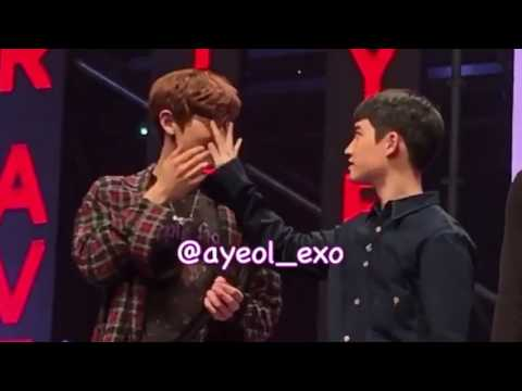 [CHANSOO] 170422 Heart to heart @ EXO LOTTE Fanmeeting