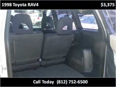 1998 Toyota RAV4 Used Cars Scottsburg IN