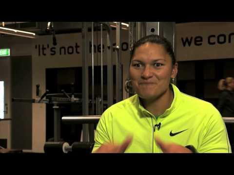 Swiss Kiwi Stories - Valerie Adams