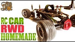 RC DRIFT CAR RWD HOMEMADE