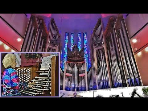 G.F. Händel, Largo from Xerxes - Diane Bish
