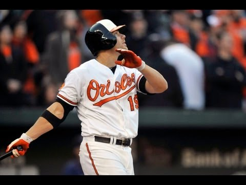 Chris Davis 2013 Highlights