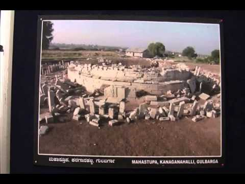 ASI Archaeological survey of india Dharwad Circle Exhibition of Photos in Badami