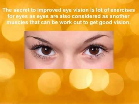 Correct Vision Naturally Free