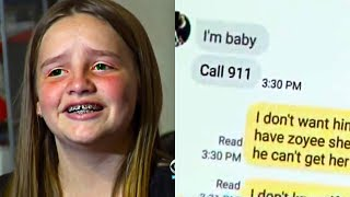 Mom Hires 14-Year-Old Babysitter. 2-Hours Later, She Receives Chilling Text That Leaves Her Cold