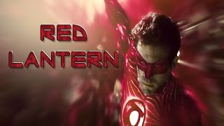 Red Lantern Hal Jordan | Green Lantern Edited/Review