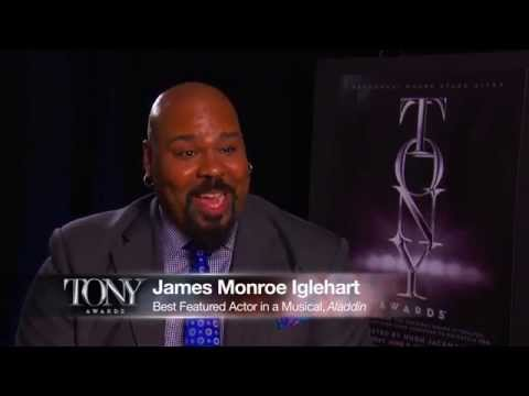 2014 Tony Awards Meet the Nominees: James Monroe Iglehart