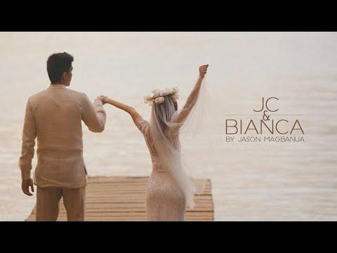 Download Lagu The Wedding of JC Intal and Bianca Gonzalez MP3 Free
