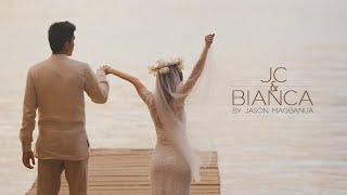 The Wedding of JC Intal and Bianca Gonzalez