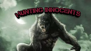 Becoming a werewolf (werewolf online)