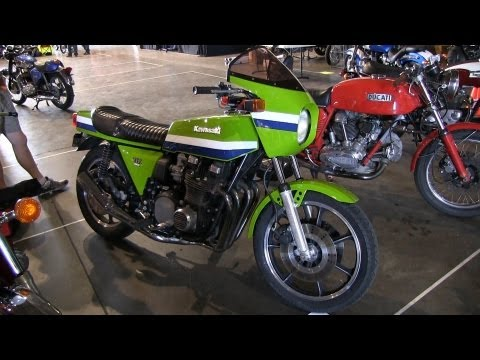 Clymer Manuals Kawasaki Z1R Vintage SportBike Motorcycle Video