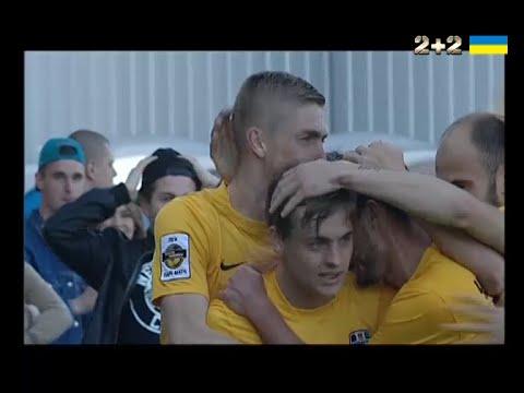 Динамо - Александрия - 0:1. Гол: Артем Чорний (24')