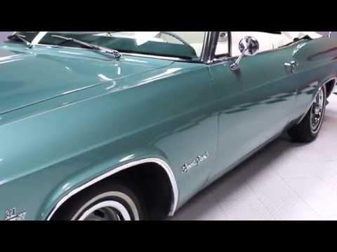 1965 chevrolet impala ss videolike
