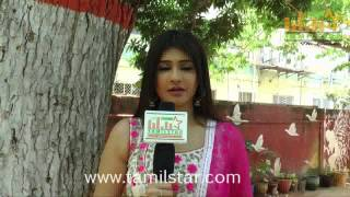 Keerthi Anjana At Thiranthidu Sesame Movie Team Interview