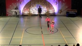Chiara Stupar & Pascal Kerschenlohr - Schwäbische Meisterschaft 2015
