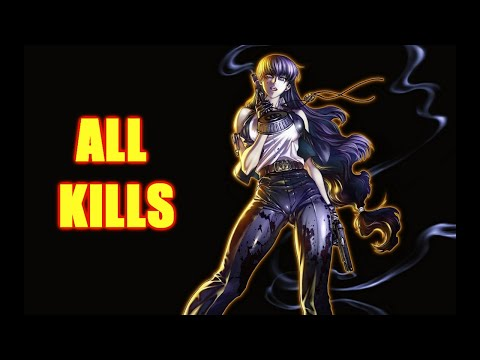 Black Lagoon OVA All Deaths (in under 2 mins)