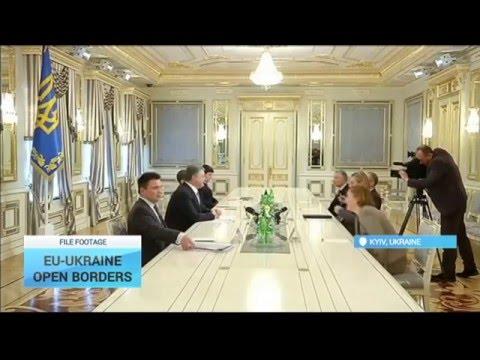 EU-Ukraine Open Borders: Momentous day for Ukraine as EU approves visa-free regime