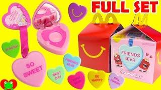 2017 Sweethearts Clip Gloss Lip Balms McDonald