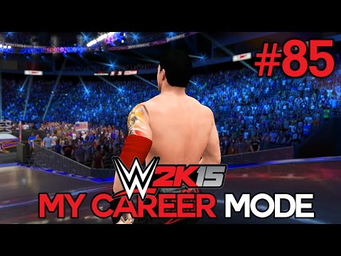 Wwe 2k15 My Career Mode - Ep. 85 - chris Danger's Final Match! [wwe Mycareer Xbox One ps4 Part 85] video