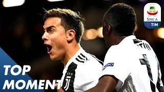Dybala Show his Skill with Clever Goal! | Juventus 3-1 Cagliari | Top Moment | Serie A