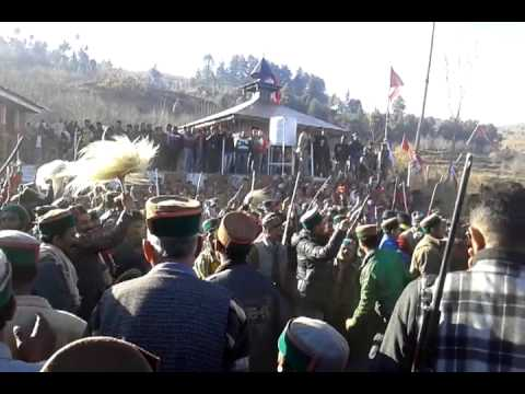 Khund (खूंद) Dancing At balsa Village Rohru