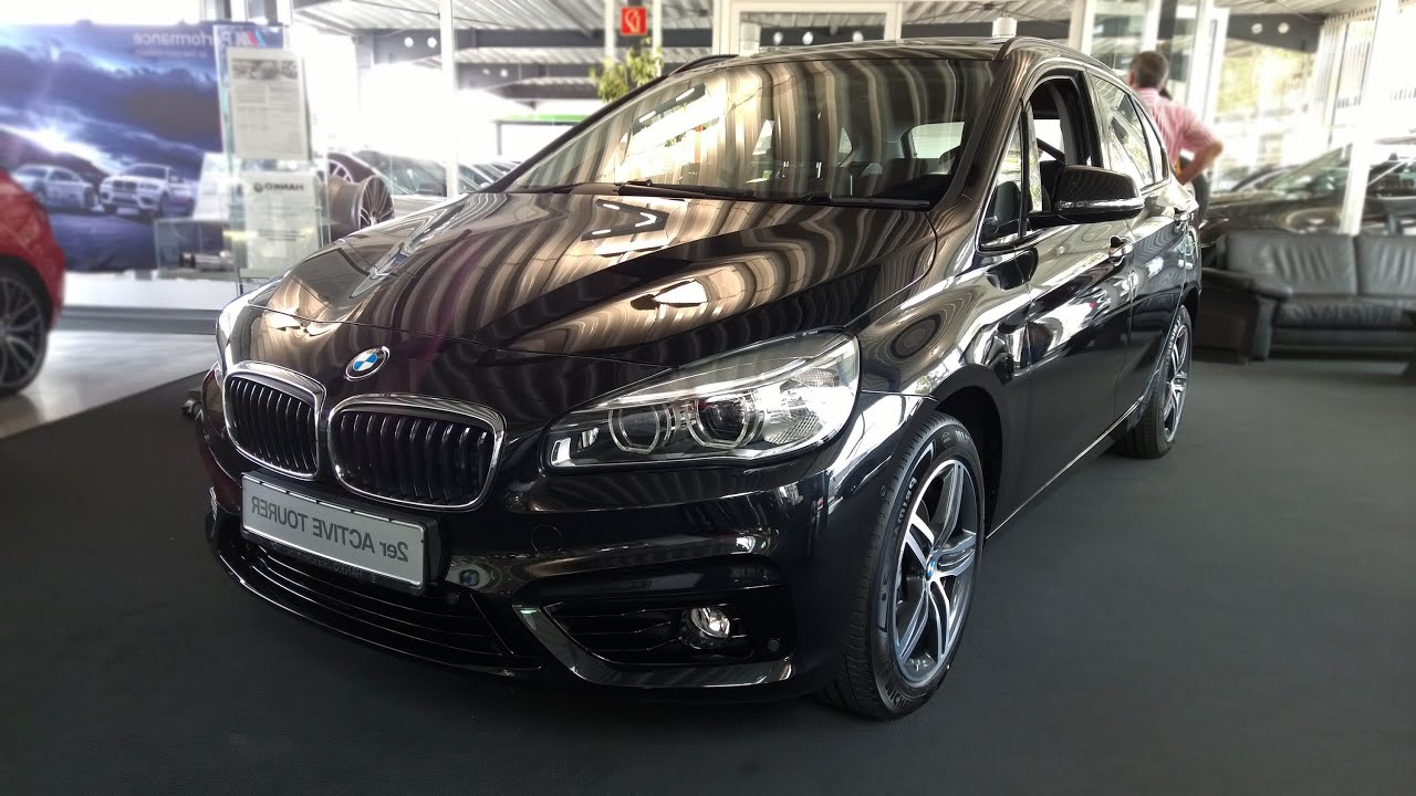 2014 bmw 218d active tourer sport line review. Black Bedroom Furniture Sets. Home Design Ideas