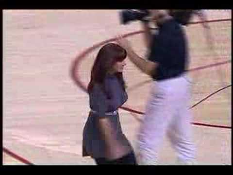 Marriage Proposal Rejected At Basketball Game video