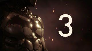 "Official Batman: Arkham Knight – ""3 Days"" Trailer Countdown"
