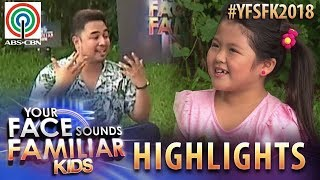 YFSF Kids 2018: Chunsa Jung as Taylor Swift | Week 3 Mentoring Session